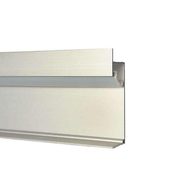 Плінтус алюмінієвий з LED-підсвіткою