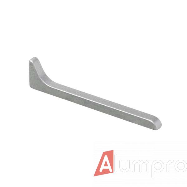 Заглушка для алюминиевого плинтуса
