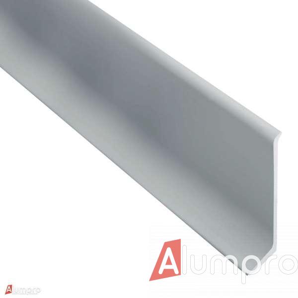Плінтус алюмінієвий накладний