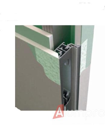 Дверная коробка скрытого монтажа