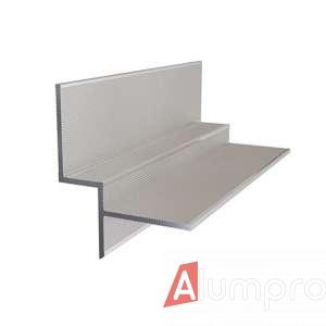 Алюмінієвий профіль тіньового шву 10 мм